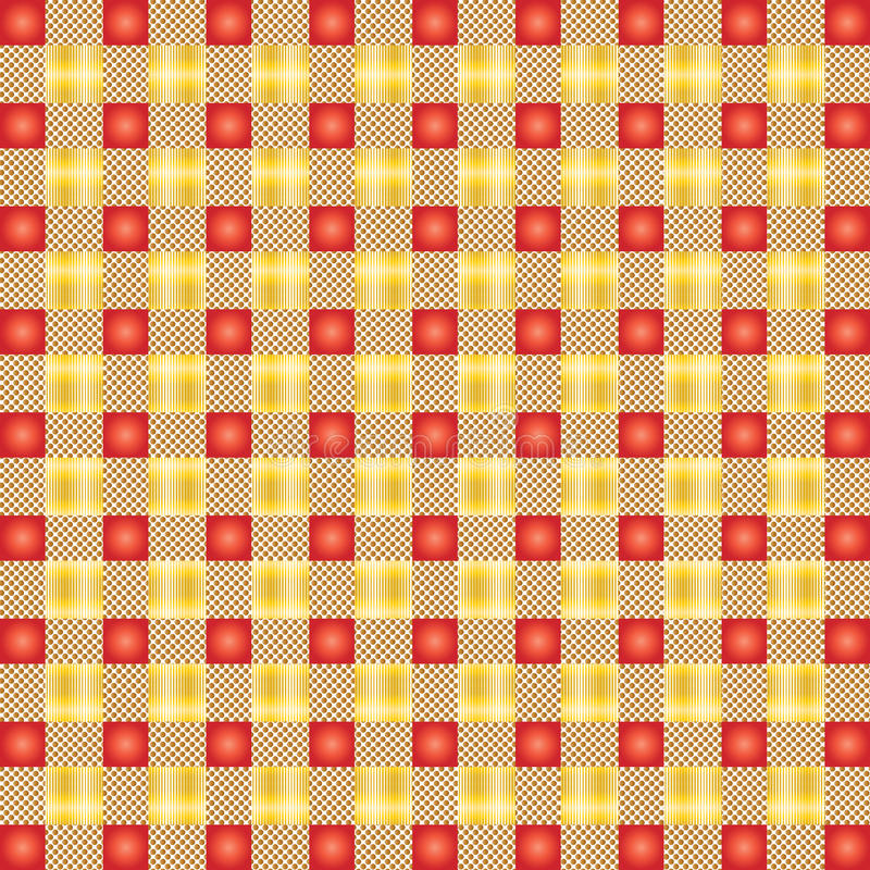 Textile Seamless pattern design for mans wears royalty free illustration