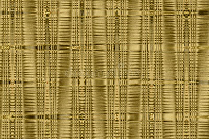 Textile ultra jaune d'échantillon, surface grenue de tissu pour la couverture de livre, élément de toile de conception, texture g image stock