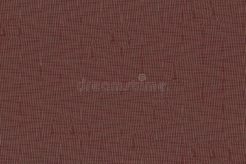Textile ultra rouge d'échantillon, surface grenue de tissu pour la couverture de livre, élément de toile de conception, texture g images libres de droits