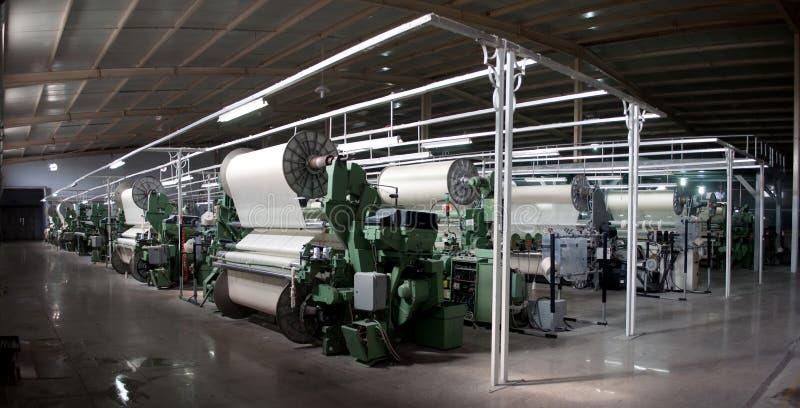 Textile Workshop Stock Photography