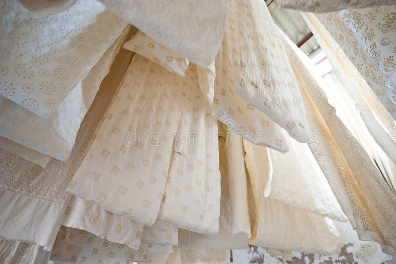 Textile Workshop Stock Photos