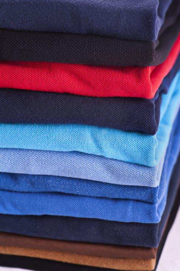 Textiles photo libre de droits