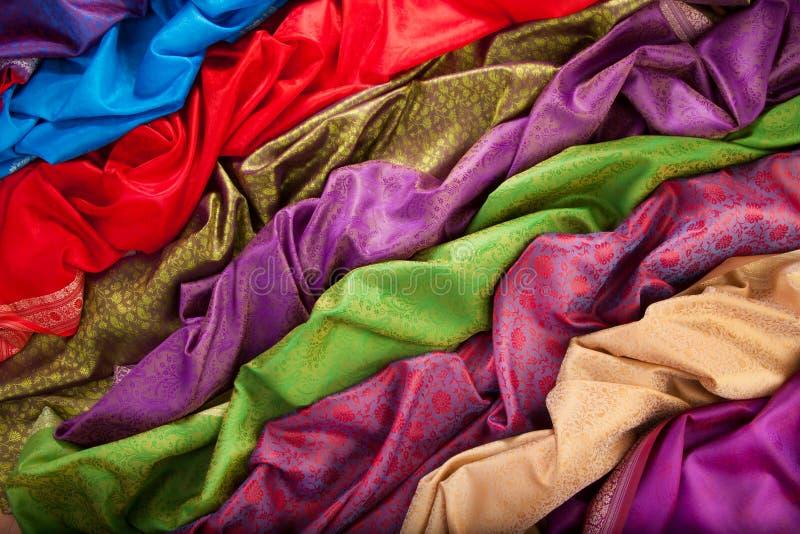Textiles photographie stock