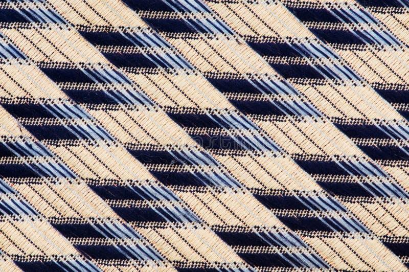 Textilmodell royaltyfri bild