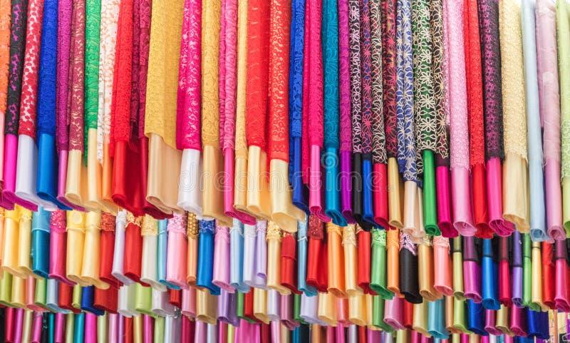 Textilstoff lizenzfreie stockbilder