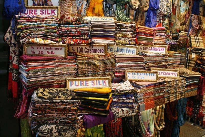 Textilsystem in der Türkei lizenzfreie stockfotografie
