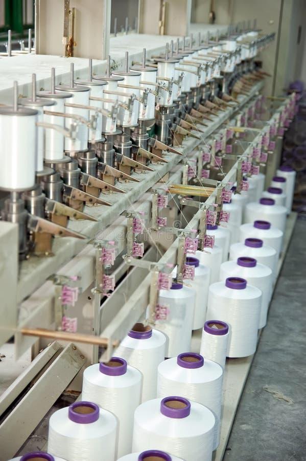 Textilwerkstatt lizenzfreies stockbild
