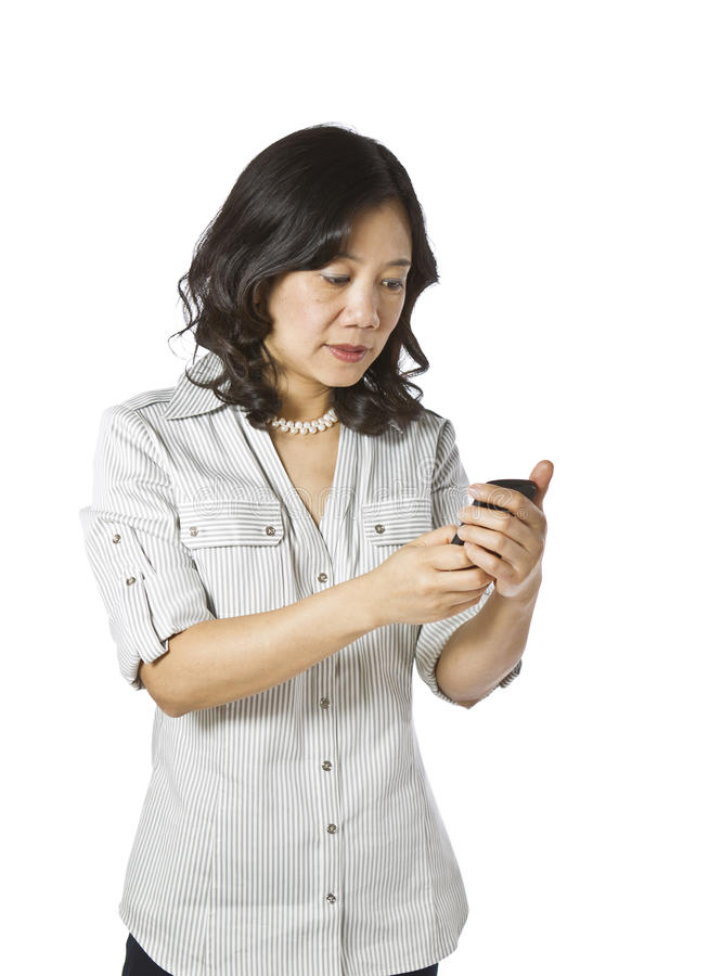 Download Texting stock image. Image of messaging, corporate, confident - 23287813