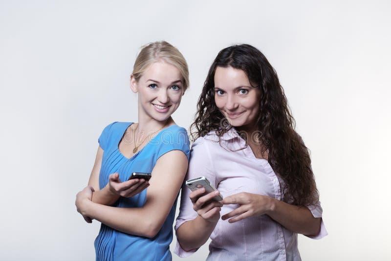 Texting foto de stock