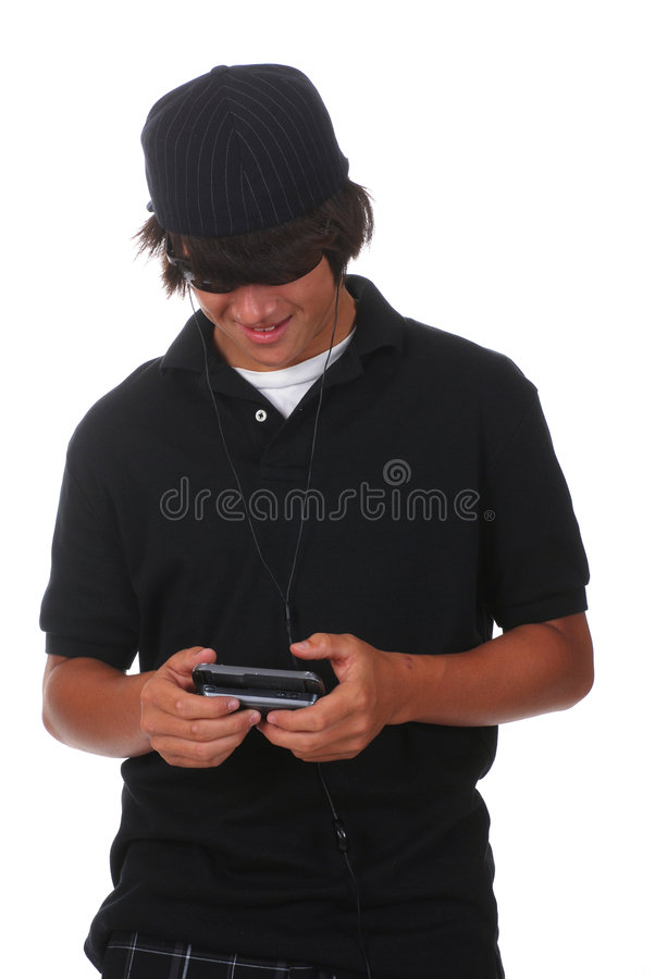 Download Texting Teen stock image. Image of youth, young, teenager - 6238571