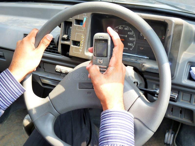 Texto SMS ao conduzir