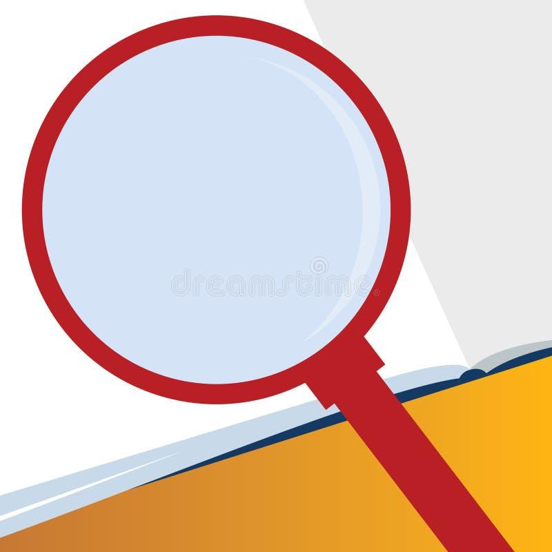 Texto vazio para o anúncio, promoção do espaço da cópia do molde da ilustração lisa do vetor do projeto esp, cartaz, inseto, band ilustração do vetor
