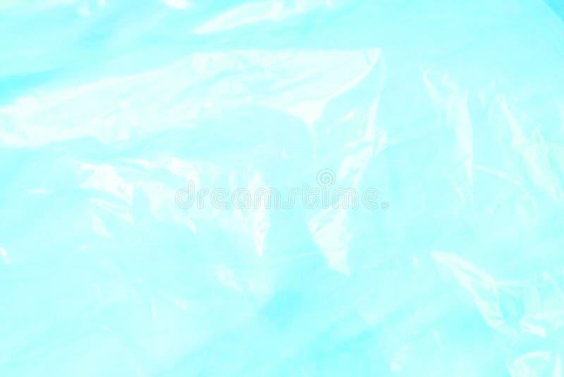 Textur av blå vaxduk Genomdr?nkt himmelf?rg, n?rbild arkivbilder