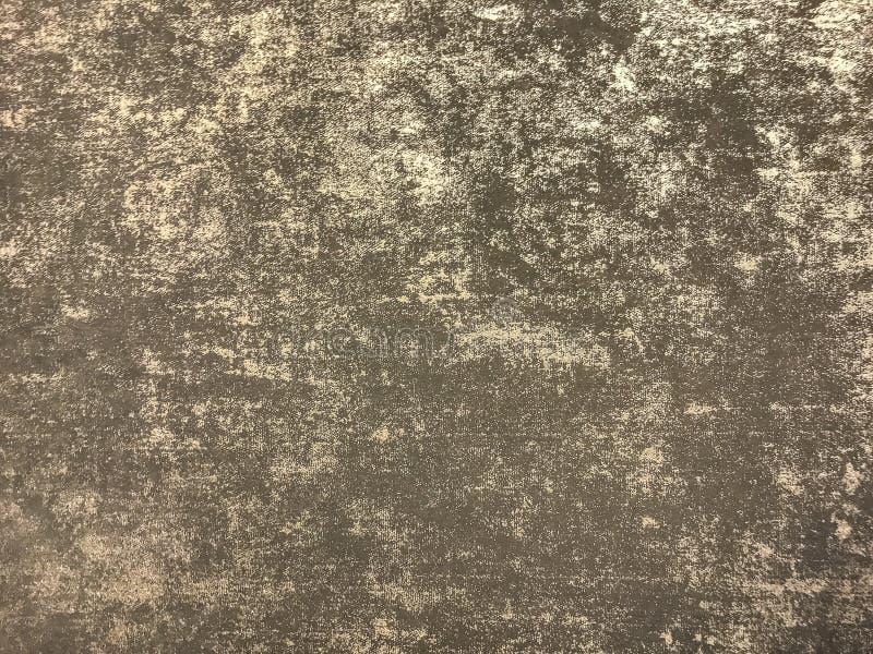 Textur av den bruna tapeten med en modell Guld- pappers- yttersida, strukturcloseup arkivfoton