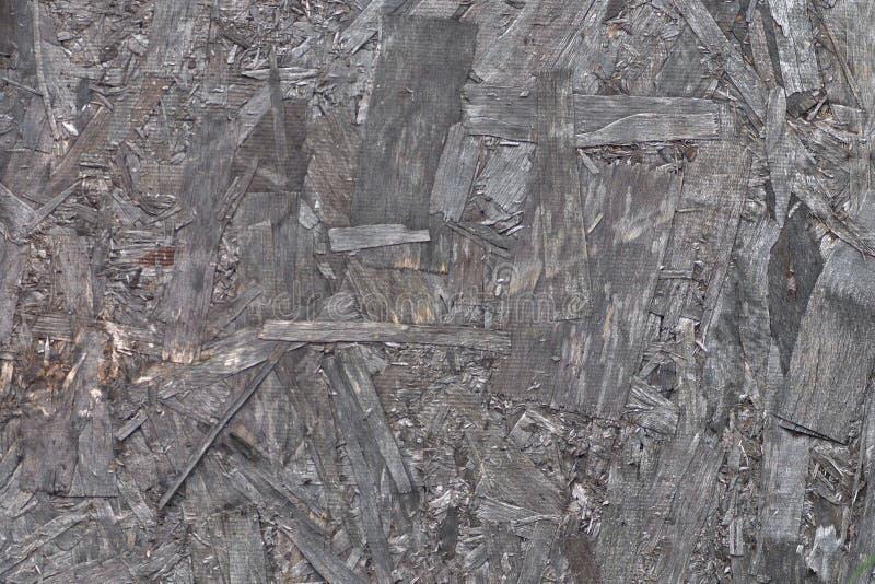 Textur av den gamla gråa träflismaterialet, tappningbakgrund royaltyfria bilder