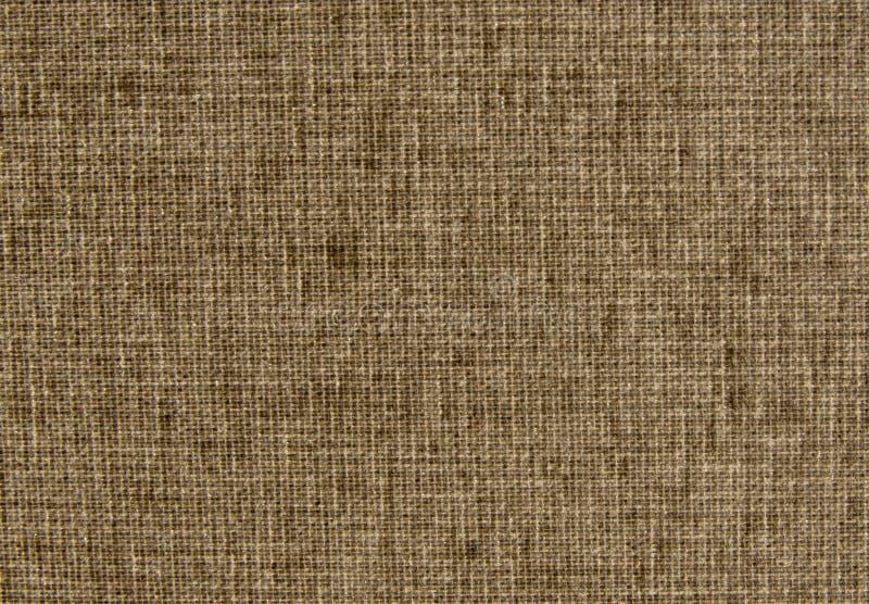 Textur av den grova vävde torkduken, närbild arkivfoton