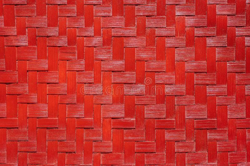 Textur av den röda bambugnäggandet fotografering för bildbyråer