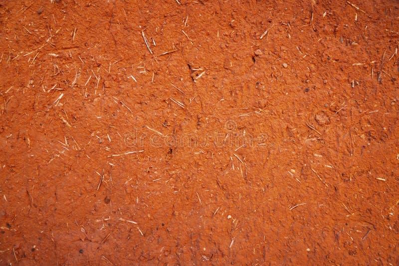 Textur av den traditionella norr afrikanska hem- väggfasaden royaltyfri bild