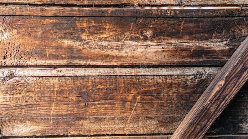 Textur av det svarta brände ebenholtssvarta staketet fotografering för bildbyråer