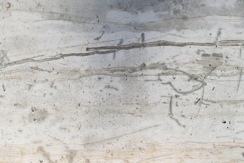 Textur av en gammal konkret yttersida fotografering för bildbyråer