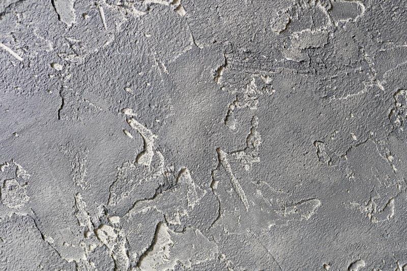 Textur av en gr? stenbakgrund arkivfoto