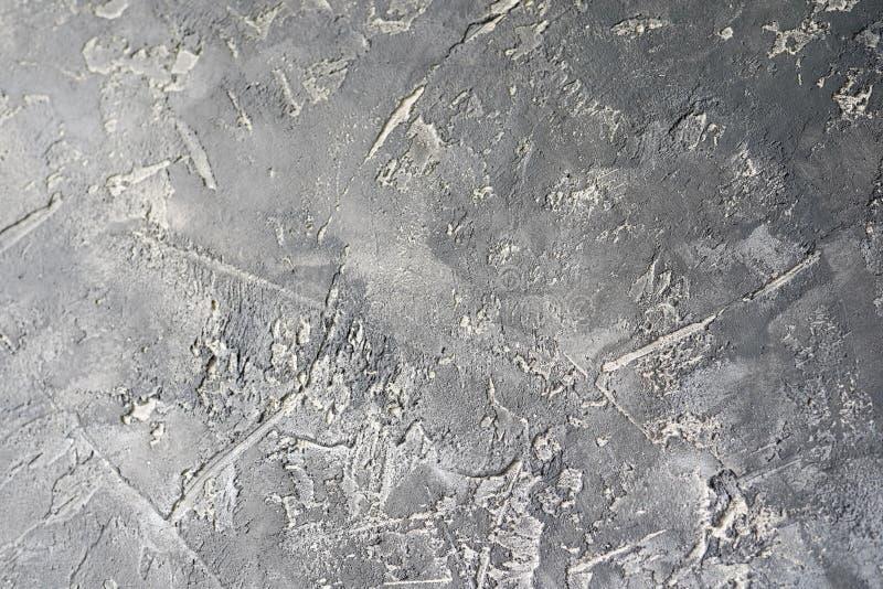 Textur av en gr? stenbakgrund fotografering för bildbyråer