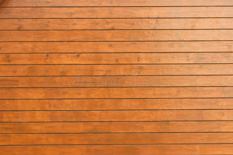 Textur av en trävägg från en stång fotografering för bildbyråer
