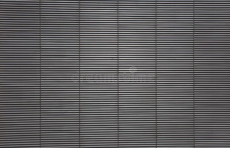 Textur av metalllufthålgallret arkivbild