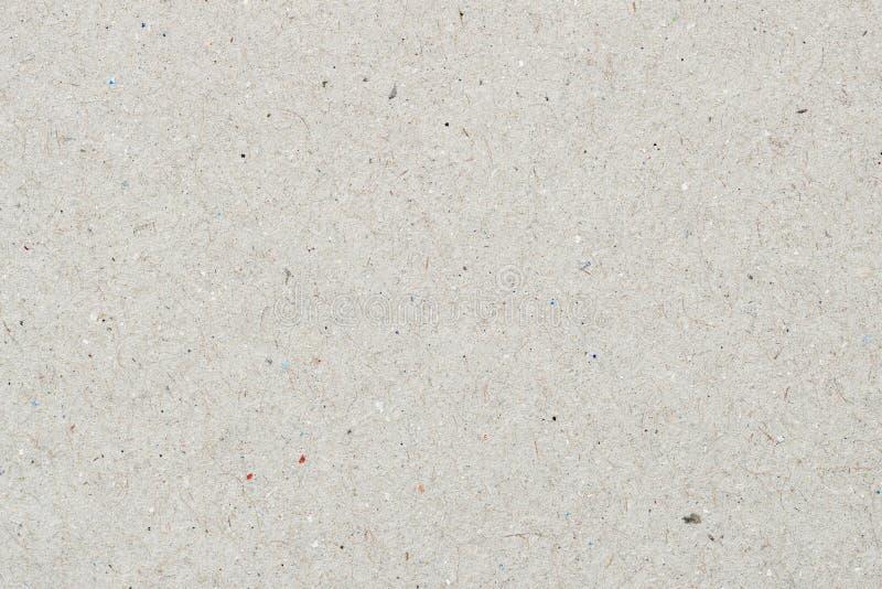 Textur av organiskt ljust hantverkpapper, bakgrund för design med kopieringsutrymmetext eller bild Återvinningsbart material har royaltyfri foto