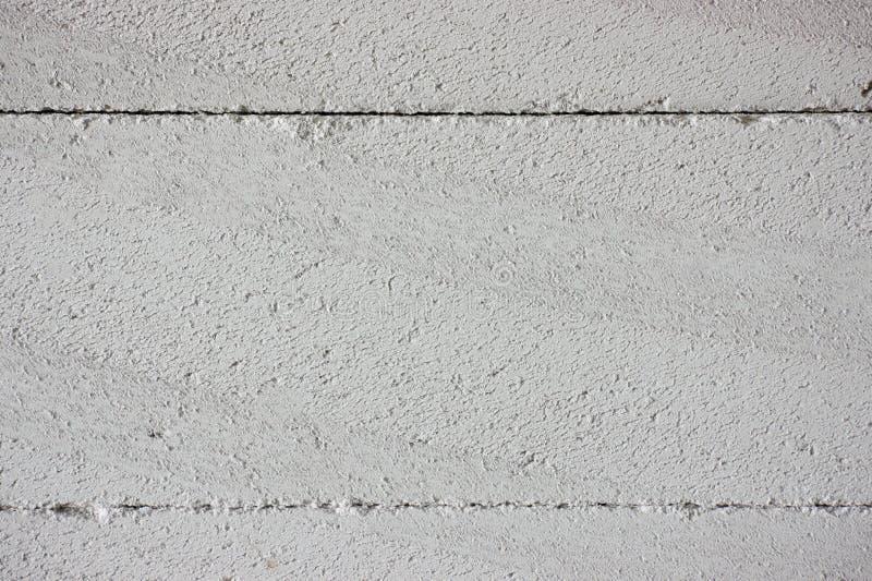 Textur av skumbetong, kvarter för byggande väggar, skumkvarter Konstruktion och reparation av hus vitt poröst material med a royaltyfri foto