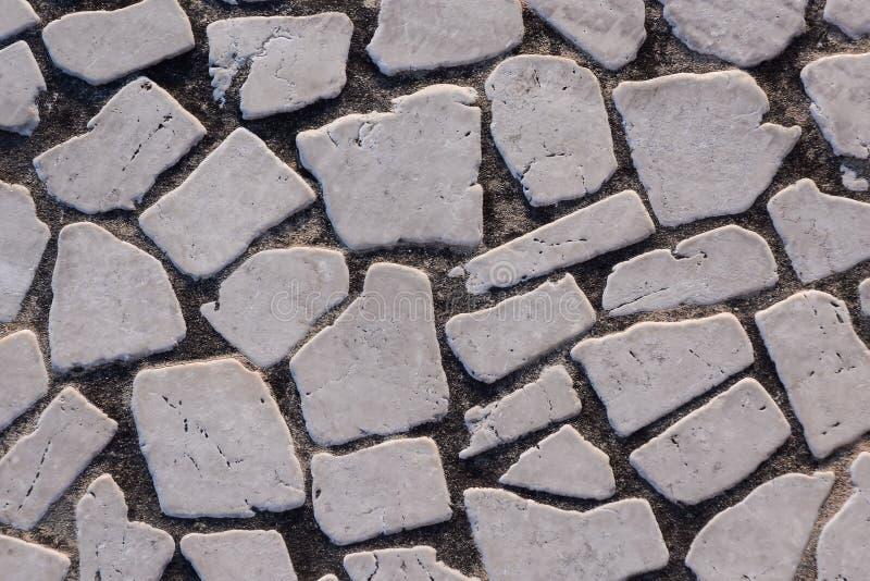 Download Textur av stengolvet fotografering för bildbyråer. Bild av gammalt - 106827895