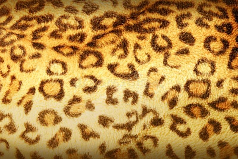 Textur av trycktyg g?r randig leoparden f?r bakgrund fotografering för bildbyråer