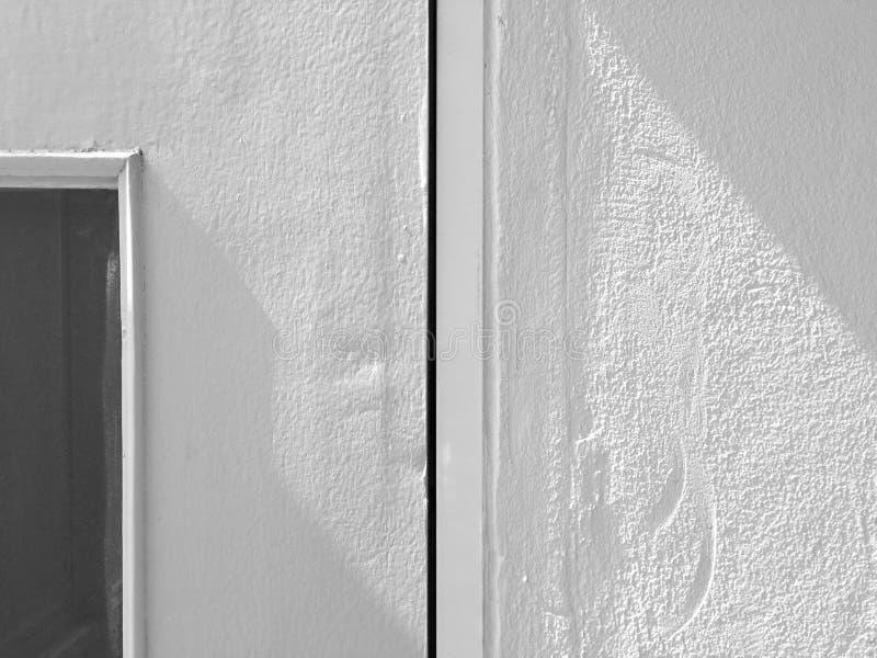 Textur av väggen i grå färger royaltyfria foton