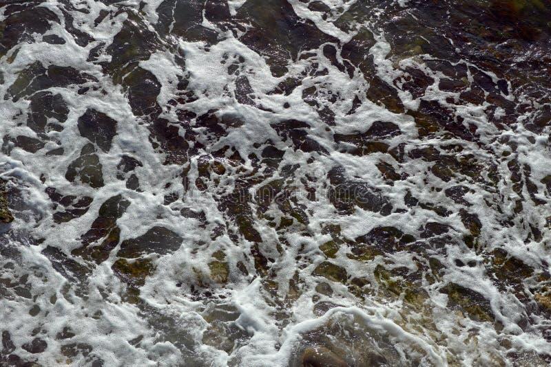 Textur av vatten royaltyfri foto