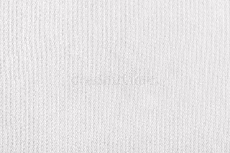 Textur av vitt stuckit tyg som sticker fint fotografering för bildbyråer