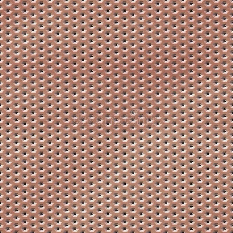 Textur eller bakgrund för orange ingrepp för tråd sömlös fotografering för bildbyråer
