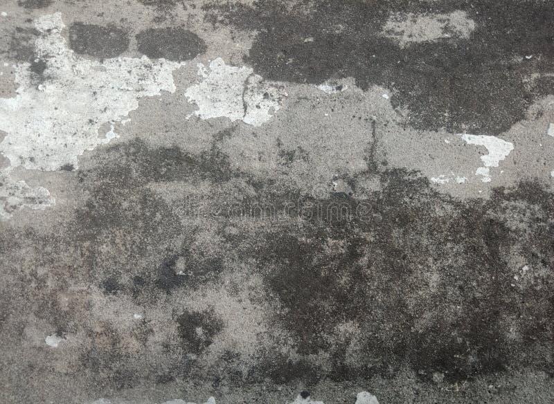 Textur för bakgrund för tappningvägggolv skuggad färg royaltyfria bilder