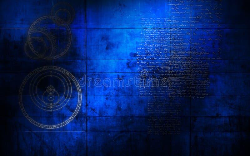 Textur för blå svart royaltyfri foto
