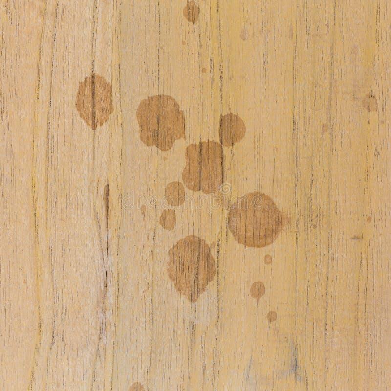 Textur för brun planka för trä smutsig royaltyfri foto