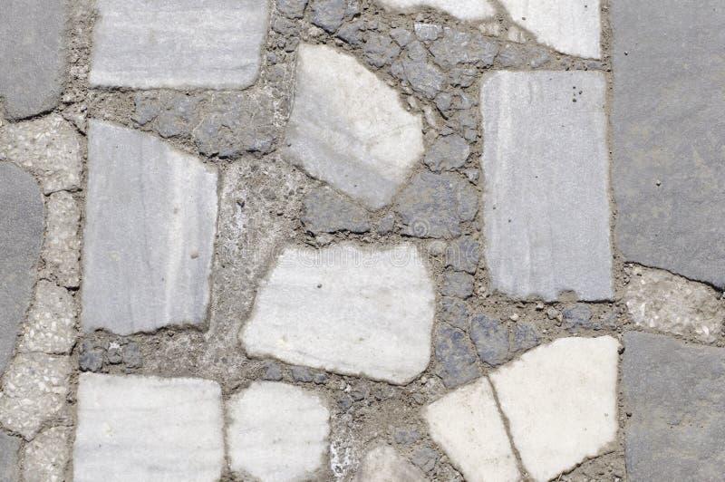 Textur för cementstenvägg royaltyfri fotografi