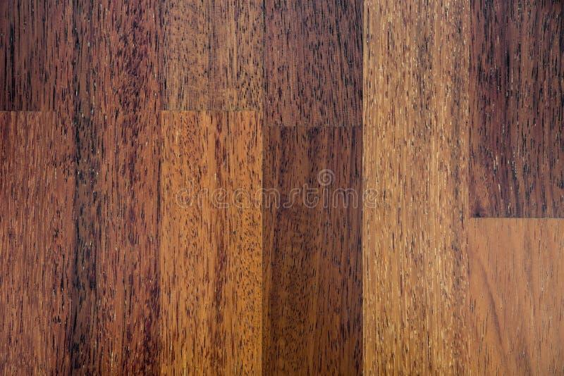 Textur för durk för Merbau parkett wood royaltyfri foto
