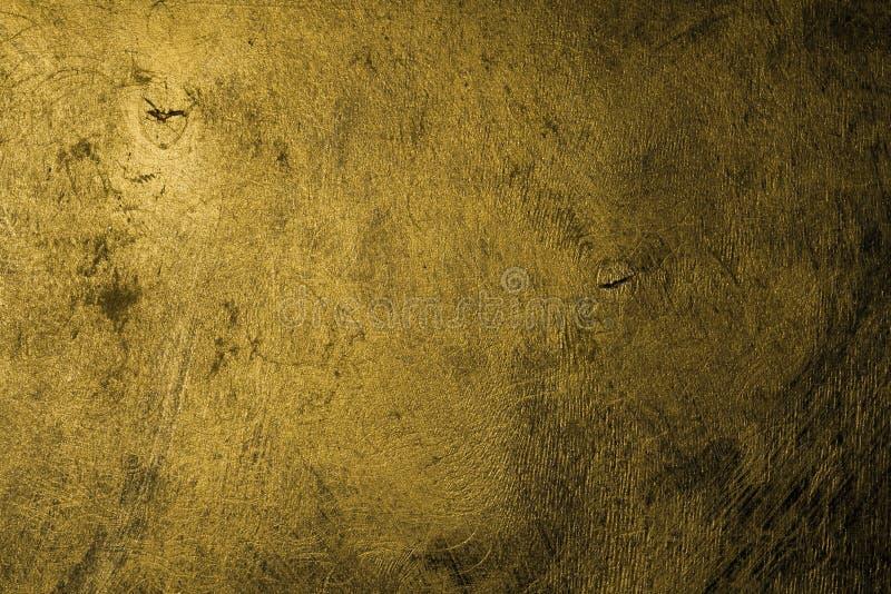 Textur för golv för orange brassy för Grunge hued - nätt abstrakt fotobakgrund fotografering för bildbyråer