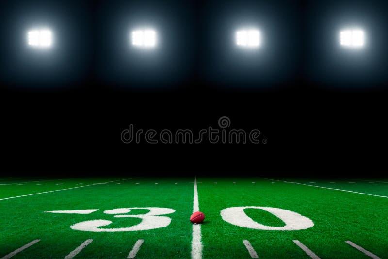 textur för green för gräs för bakgrundsfältfotboll arkivfoton