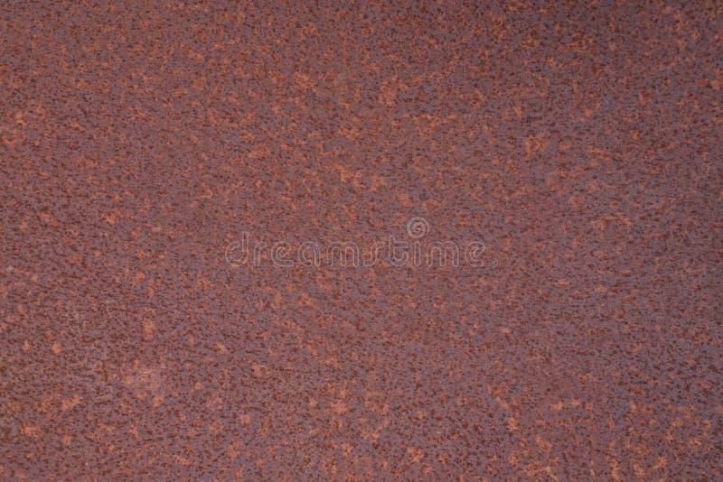 Textur för Grungejärnrost, gammal stålkorrosionsbakgrund royaltyfria bilder