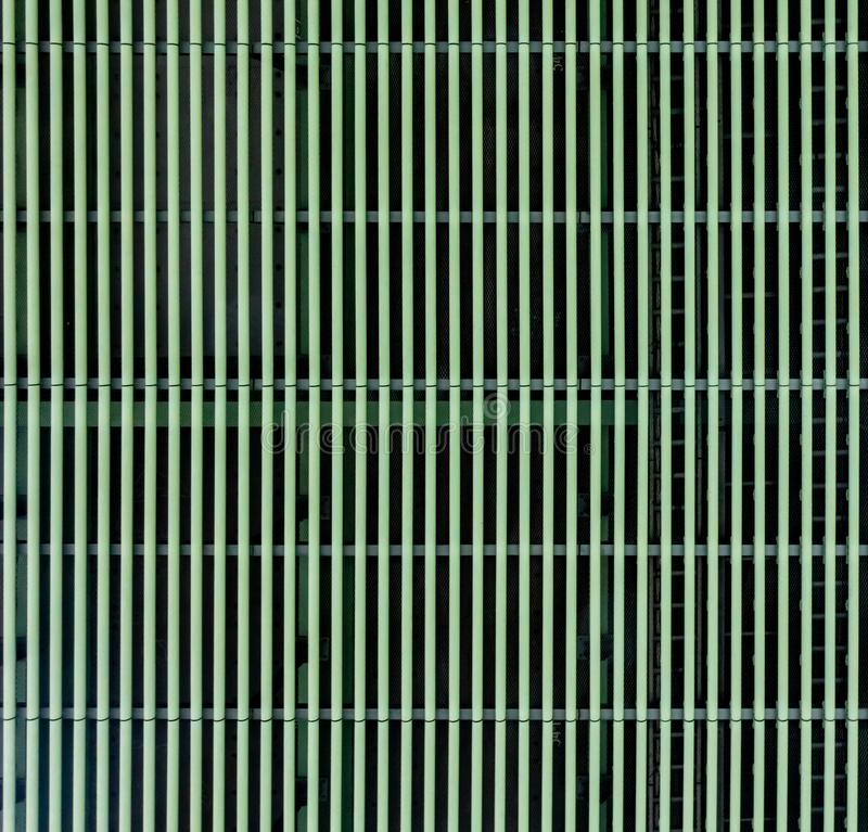 Textur för hål för raster för metallgallermetall arkivbild