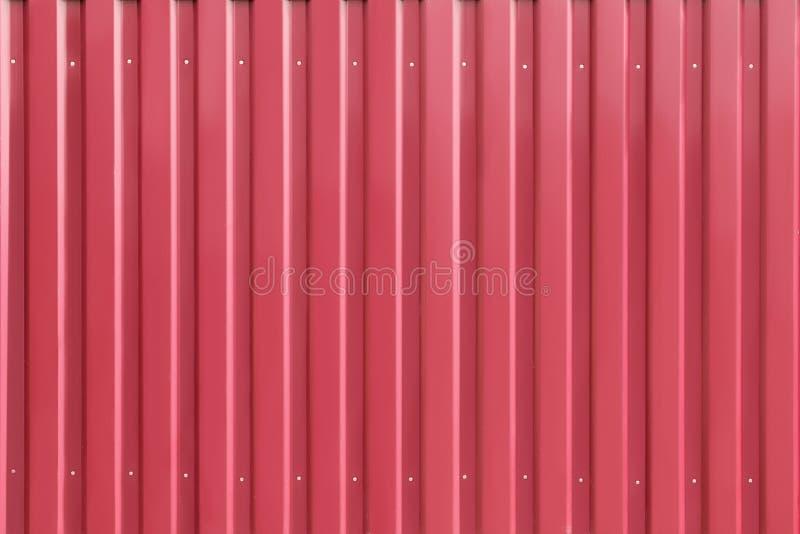 Textur för järnväggburgundy färg royaltyfria foton