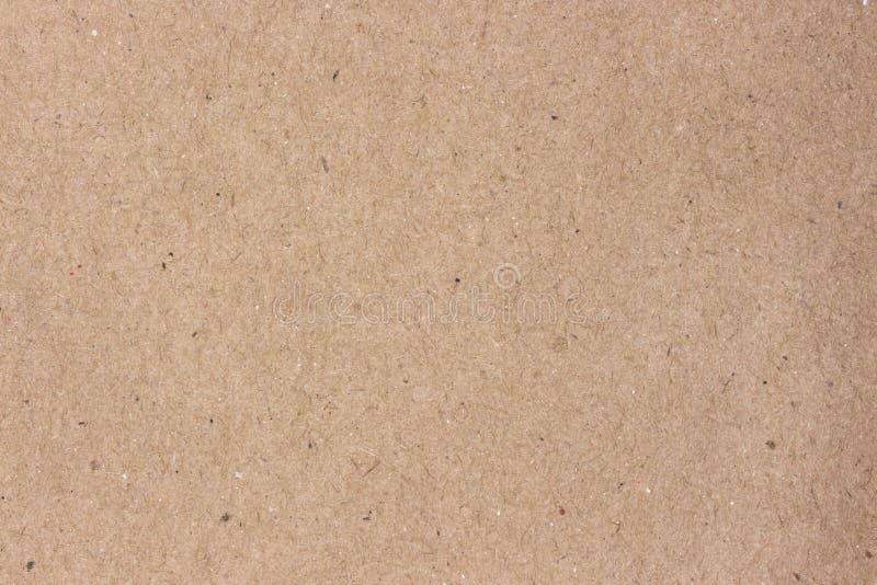 Textur för Kraft papper arkivbilder