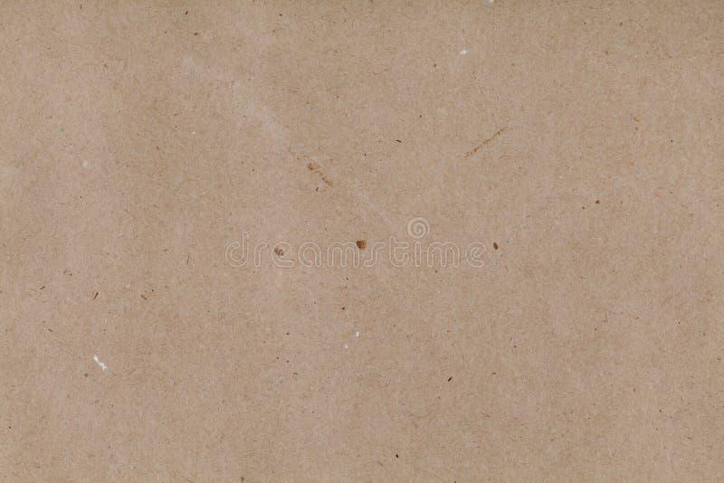 Textur för Kraft papper för dig bakgrund royaltyfri fotografi