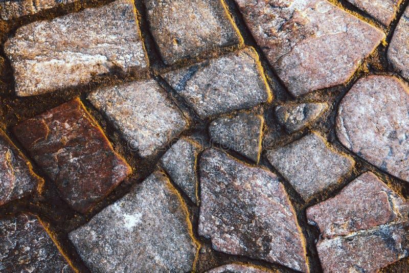 textur för sten för detaljerat golvfoto skarp mycket yttersida Vagga ytter material Bakgrund royaltyfri fotografi