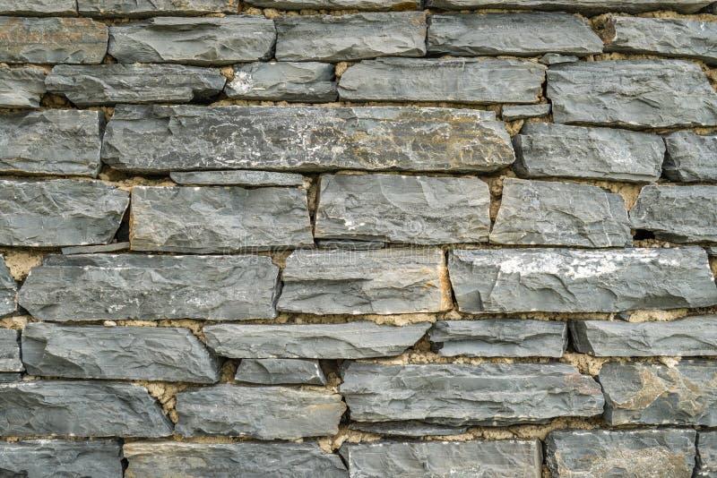 Textur för stentegelstenvägg, bakgrund royaltyfria foton